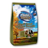 NutriSource Grain Free Small Breed Chicken 5#
