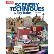 108400 Scenery Techniques for Toy Trains