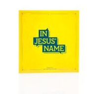 In Jesus Name Devotional Music CD - 25% OFF