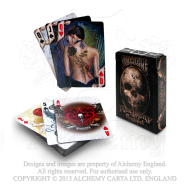 Alchemy Bicycle Playing Cards Deck