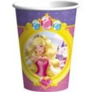 Cups-Disney Princess-Paper-9oz-8pk - Discontinued