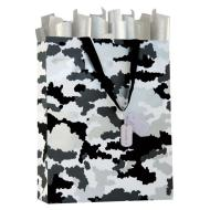 Camo Tote Bag-Large