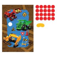 Party Game-Under Construction Pin It-1pkg