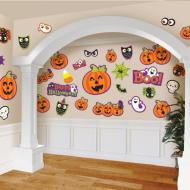 Cutouts-Halloween-Cute Characters-Value/30pk