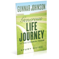Generous Life Journey Study Guide w/DVD