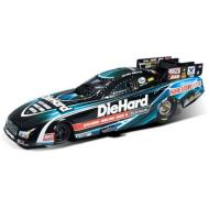 2011 Matt Hagan Diehard NHRA Funny Car Auto World 1:24 Diecast Car
