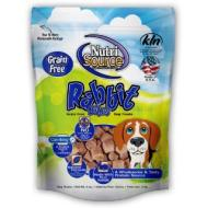 Nutri Source Grain Free Rabbit Bites 6Z