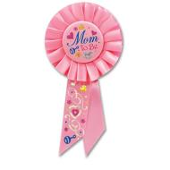 Award Ribbon-Mom To Be-1pkg-6.5""