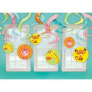 Danglers-Swirls-Fisher price Baby-12pk