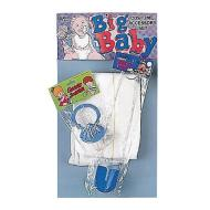 Costume Accessory-Baby Kit Blue-1pkg
