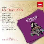 CD Verdi: La Traviata, Muti/Philharmonia