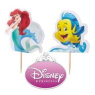 Picks-The Little Mermaid-24pkg-3""