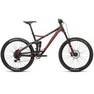 Devinci Troy RS Alloy Small (Black/Red)