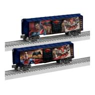 6-83780 Man of Steel Superman Boxcar