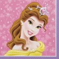 Napkins-BEV-Disney Princess-16pk-2ply