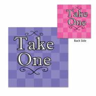 Napkins - LN - Alice In Wonderland - 16pk