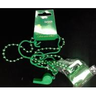 Necklace/Whistle-St.Pats