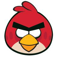 Masks-Angry Birds-8pk