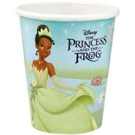 Cups-Princess and Frog-Paper-9oz-8pk