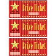 Prize Tickets-Hollywood-30pcs-5""
