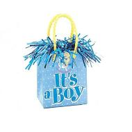 Balloon Weight-It's a boy-3''x2.5''