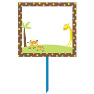 Yard Sign-Fisher Price-15'' x 26.5''
