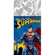 Table Cover-Superman-Plastic-54'' x 84''