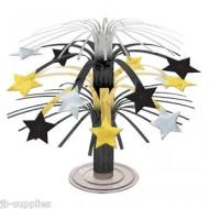 Cascade Centerpiece-Hollywood Stars-Foil-18''