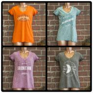 Women's Double-Dyed T-Shirt (SS)