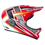 Troy Lee Designs D2 MD/LG Proven (Red) Helmet TLD