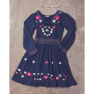 Endless Love Dress Navy
