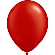 "Latex Balloons - Ruby Red - 9"" - 144pc"