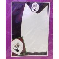 Decoration-Ghost with Flashing Eyes-1pkg-7ft