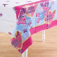 Table Cover-Abby Cadabby-Plastic-54'' x 96'' - Discontinued