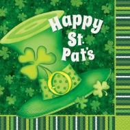 Napkins LN-Happy St. Patrick's Day