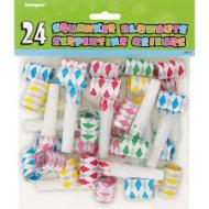 Blowouts - Assorted Colours - 24pc
