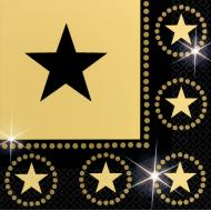 Napkins-LN -Hollywood-Star Attraction-16pk-2ply