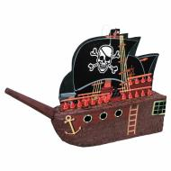 "Pinata-Pirate Ship-1pkg-16""x25"""