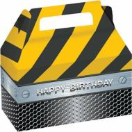 Treat Boxes-Construction Bday Zone (2pk)