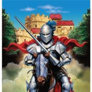 Tablecover-Rectangle-Valiant Knight-Plastic