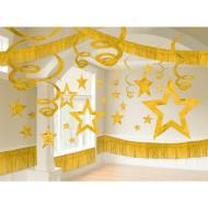 Room Decor Kit-Gold-28pk