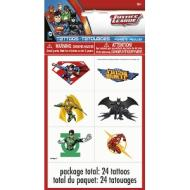 Tattoos - Justice League