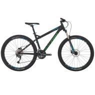 "Raleigh Tokul 2 Med/17"" (Black)"