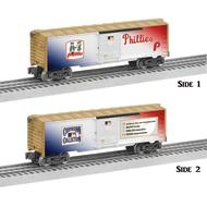 6-83493 Philadelphia Phillies™ Cooperstown Boxcar