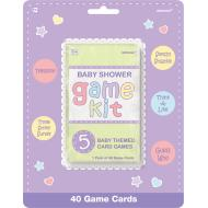 Card Kit-Baby Shower-40pk/5''