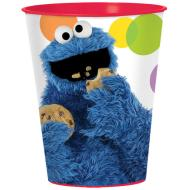 Cups Plastic-Elmo - Discontinued