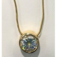 14kt Yellow Gold Estate Necklace