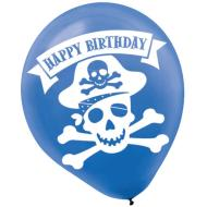 Balloons-Latex-Pirate-6pk