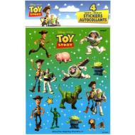 Stickers-Dinsey Toy Story-4shts