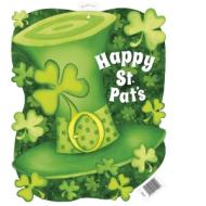 Cutouts-Happy St. Pat's Day